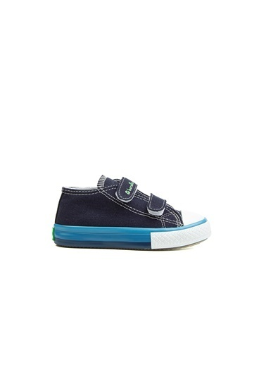 Benetton Sneakers Lacivert